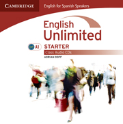 English Unlimited for Spanish Speakers Starter