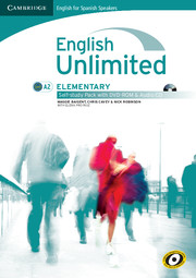 English Unlimited for Spanish Speakers Elementary