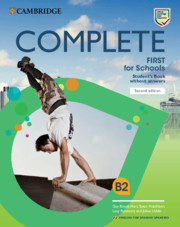 Complete First for Schools for Spanish Speakers 2nd Edition