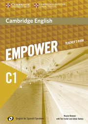 Cambridge English Empower for Spanish Speakers C1