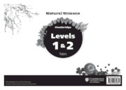 Cambridge Natural Science Levels 1–2