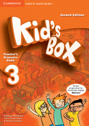Kid's Box for Spanish Speakers Level 3