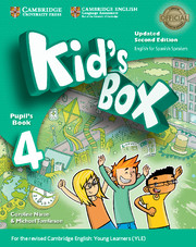 Kid's Box Level 4