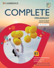 Complete Preliminary English for Spanish Speakers 2nd Edition