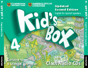 Kid's Box for Spanish Speakers Level 4