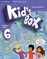 Kid's Box for Spanish Speakers Level 6