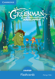 Greenman and the Magic Forest Starter