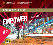 Cambridge English Empower for Spanish Speakers A2