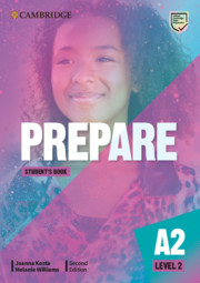 Prepare Level 2 Digital Student's Book (Blinklearning Version)