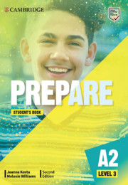 Prepare Level 3 Digital Student's Book (Blinklearning Version)