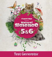 Cambridge Natural Science Levels 5–6