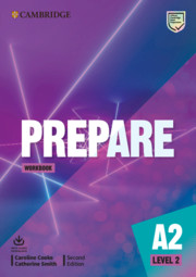 Prepare Level 2 Digital Workbook (Blinklearning Version)