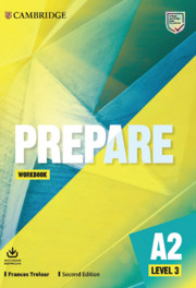 Prepare Level 3 Digital Workbook (Blinklearning Version)