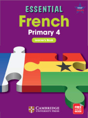 Essential French Primary 6
